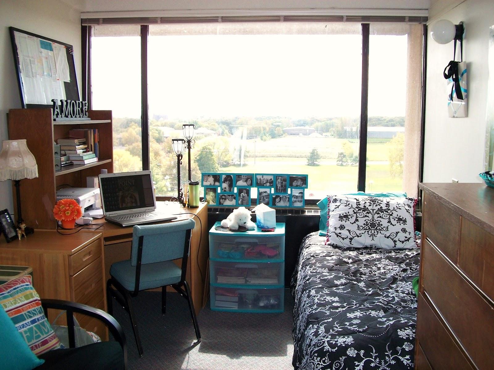 Dorm Tour My Old Dorm