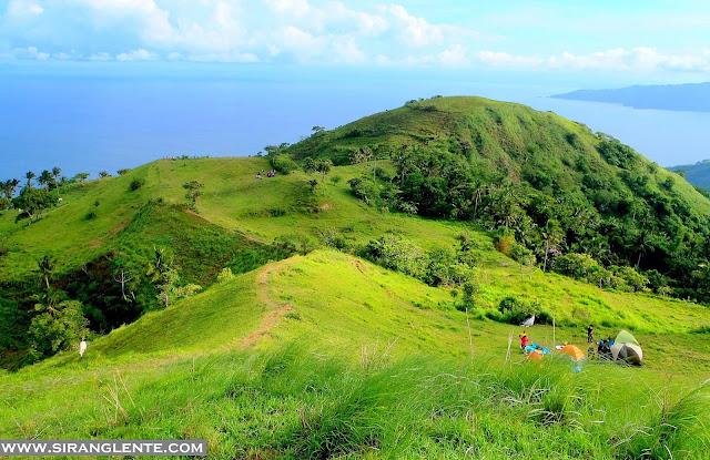 Mt. Gulugod Baboy campsite