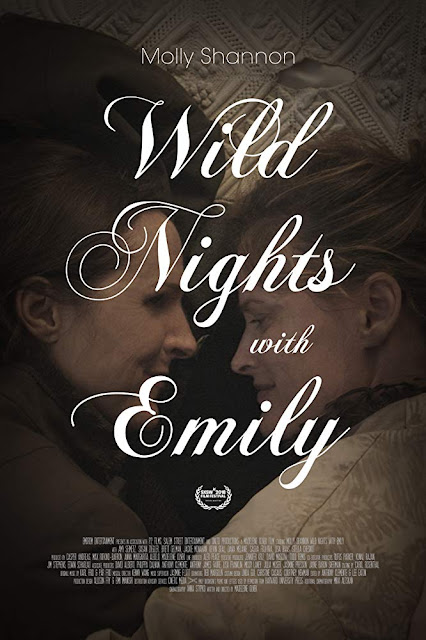 Wild Nights with Emily 2018 movie poster