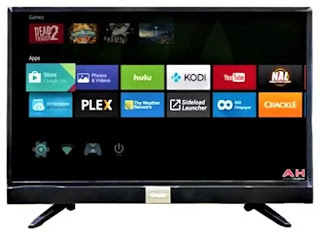 Coocaa 32S3A12G 32 Inch Smart TV + Digital TV Full HD