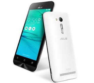 Cara Hard Reset Asus Zenfone Go X014D