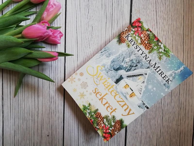 Świąteczny sekret – Krystyna Mirek