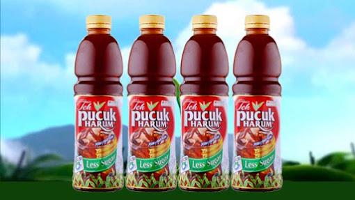 Strategi Pucuk Harum 'Mencuri' Pasar Teh Siap Minum