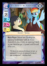 My Little Pony It's Time to Be Awesome Seaquestria and Beyond CCG Card