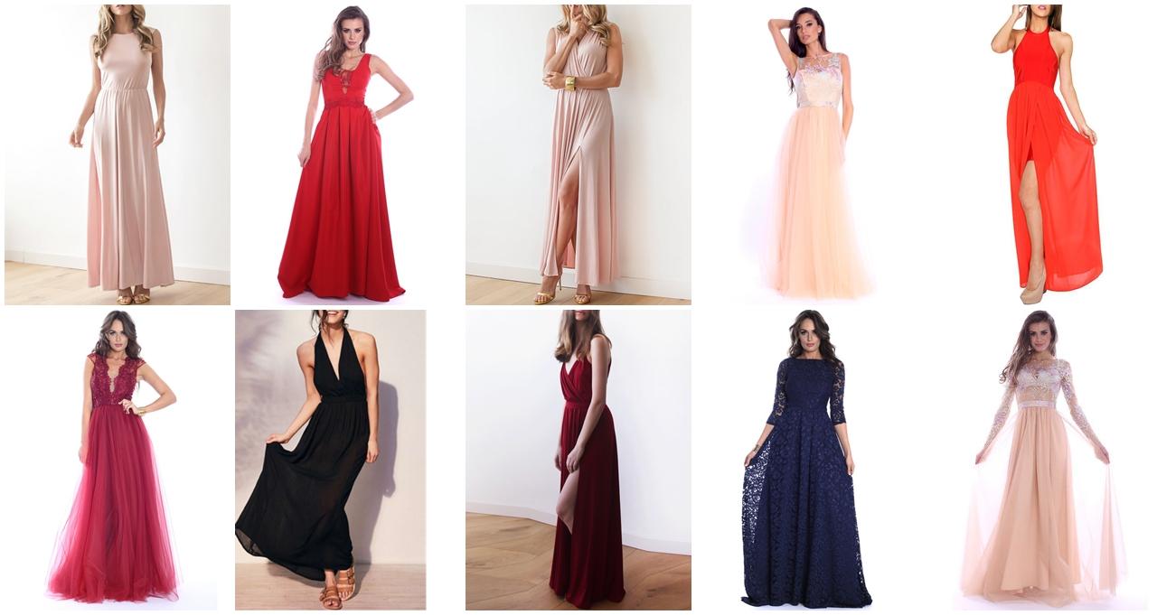 d0b983da84 PROPOZYCJE SUKIENEK NA STUDNIÓWKĘ 2017 - Czerwona Sukienka - Blogi ...