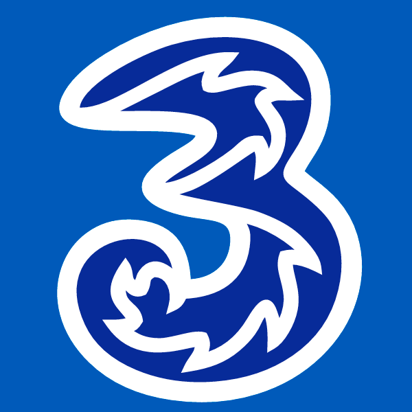 Logo Three Teléfono Móvil Chelsea Vector Free Download