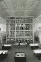 Photograph of Rauner Special Collections Library's reading room