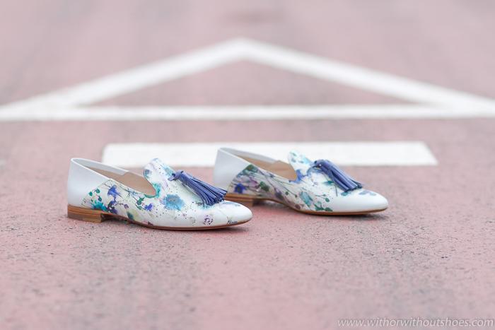 nueva colección de zapatos made in Italy