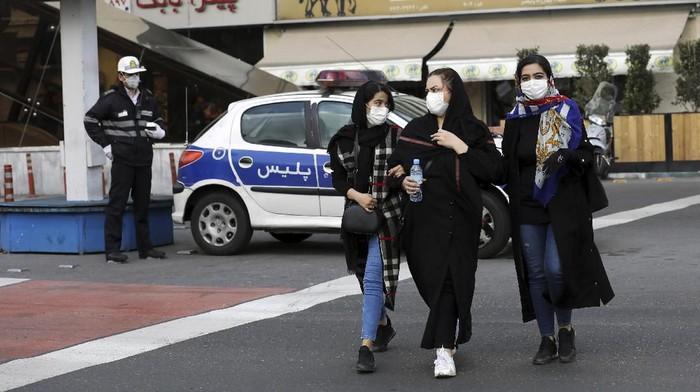 245 Orang Positif Virus Corona di Iran, 26 Orang Meninggal