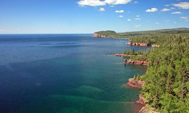 Superior Lake, USA / Canada