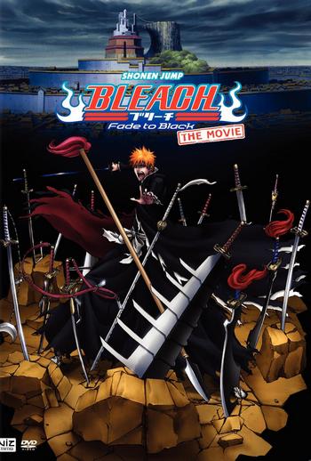 Bleach The Movie 3 Fade to Black (2009) บลีช เทพมรณะ เดอะมูฟวี่ 3 แด่เธอผู้สิ้นสูญ