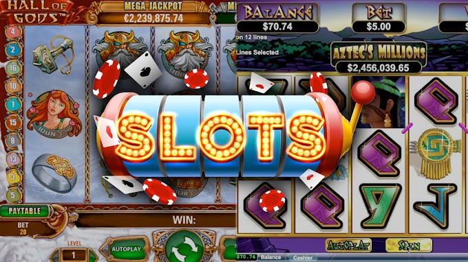 Bagaimana Meningkatkan Peluang Bermain Slot Online?