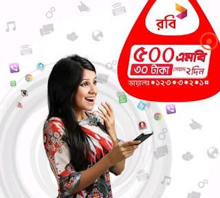 robi 30tk 500mb Internet pack, Robi 500mb Internet package, রবি ইন্টারনেট প্যাক, ৩০টাকায় ৫০০এমবি ইন্টারনেট প্যাক, ৩০টাকা@৫০০এমবি রবি, রবি সিম অফার নভেম্বর, ডিসেম্বর ২০১৬