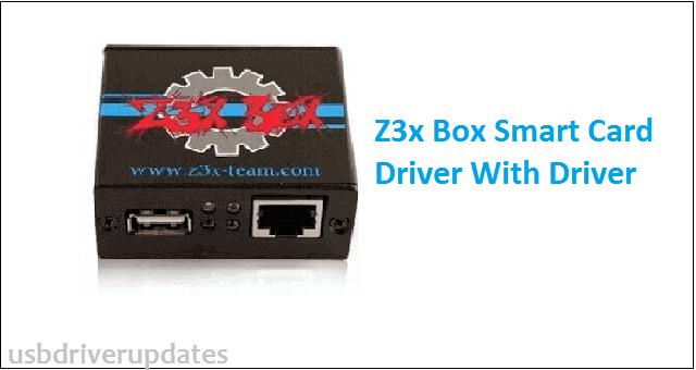 z3x-box-smart-card-driver