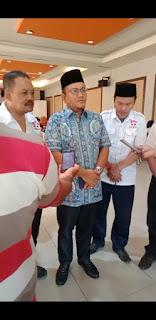 Wakil Walikota Jambi Secara Resmi Membuka Membuka Rapimwil APKLI Jambi.