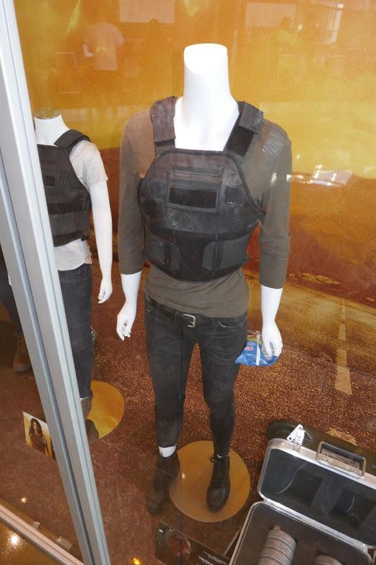 Linda Hamilton Terminator Dark Fate Sarah Connor costume