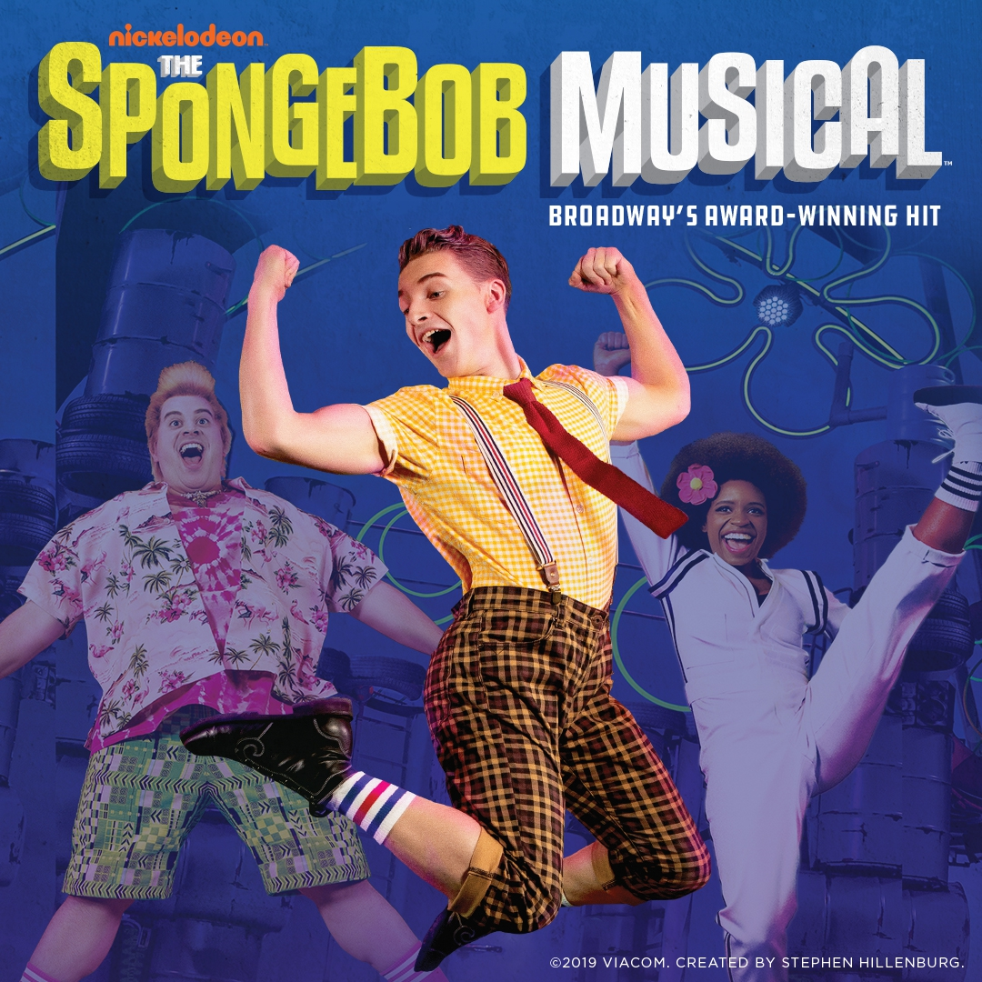 NickALive!: Broadway Smash Hit 'The SpongeBob Musical' to Tour the