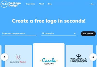 موقع free logo design