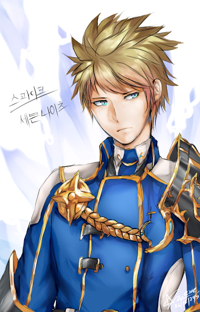 """Fanart """"seven Knights"""" - Anorend Company Games"""