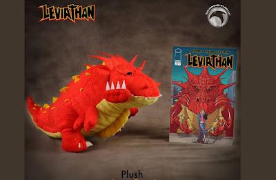 Leviathan Plush by Skelton Crew Studio x John Layman x Nick Pitarra