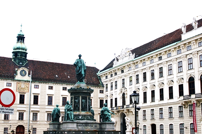 Habsburg dynasty rulers former imperial palace