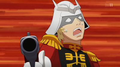 MS Gundam-san Episode 09 Subtitle Indonesia