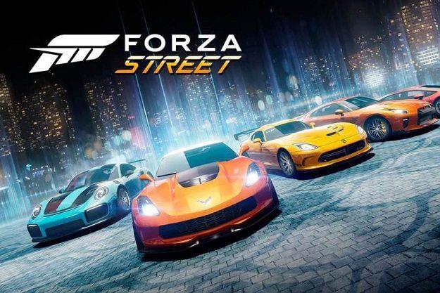 παιχνίδι αγώνων για κινητά και tablet ios forza street free released