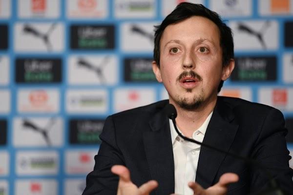 Oficial: Olympique Marsella, Longoria nuevo presidente