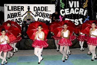 VII Ceacri Fest reúne centenas de pessoas em uma noite de lindas apresentações em Itapiúna