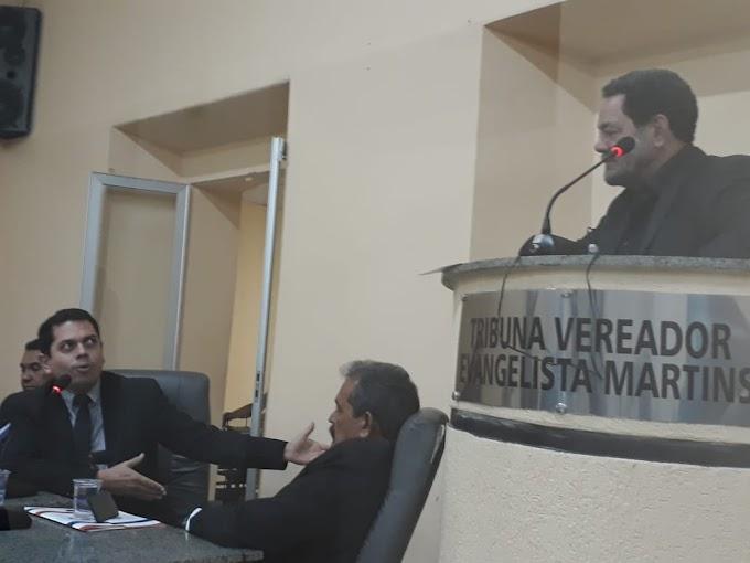 Vereadores debatem com Secretário Pedro Marinho em Audiência Pública e Lixão e Riacho do Ponte é motivo de discussão