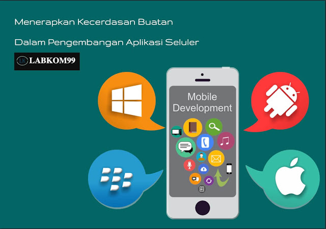Menerapkan Kecerdasan Buatan Dalam Pengembangan Aplikasi Seluler