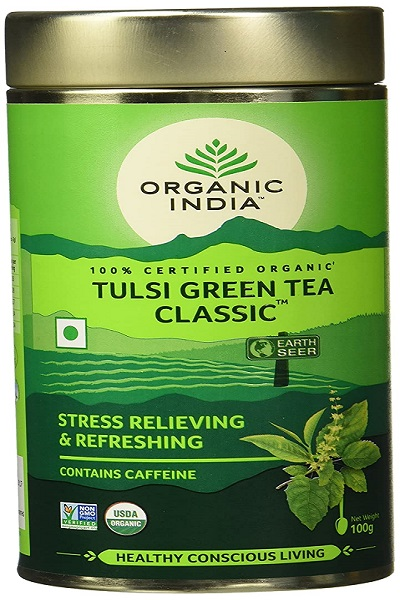 ORGANIC INDIA Cappa Tea online