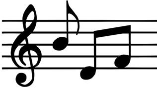 simbolos de Notas Musicales
