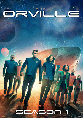 The Orville (TV Series) S01 DVD R1 NTSC Sub
