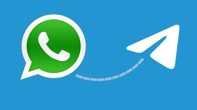 Cómo importar todas tus conversaciones de WhatsApp a Telegram