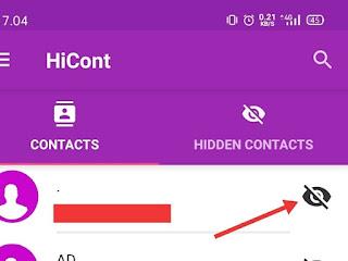 cara menyembunyikan nomor wa