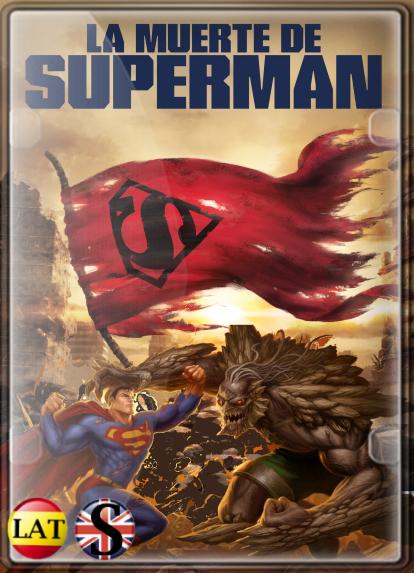 La Muerte de Superman (2018) HD 720P LATINO/INGLES