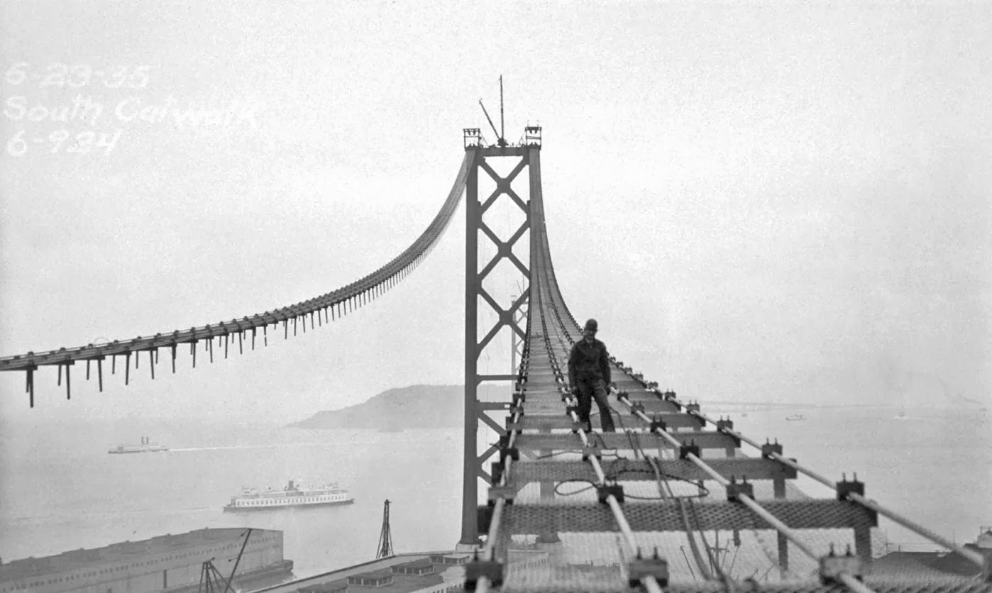 Golden Gate Bridge Earthquake