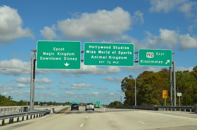 Ruas e endereços de Orlando