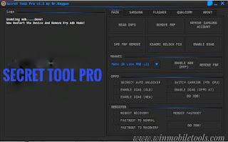 Secret Tool Pro V1.4 Crack Setup Latest Version Free Download