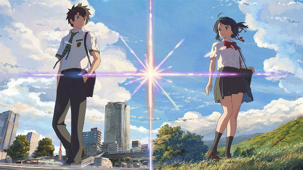 Kimi no Na wa. (Your Name.) - Anime Romance Happy Ending