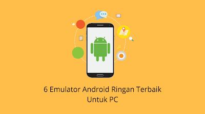 Emulator Android Terbaik Paling Ringan Dan Cepat Untuk PC Mac OS X