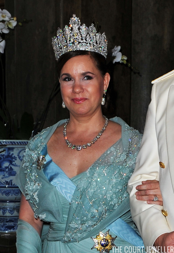 Grand Duchess Maria Teresa And The Empire Tiara The