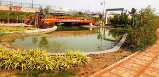 Jaipur botanical garden centre of attraction of people of Jaipur