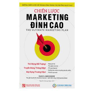 Chiến Lược Marketing Đỉnh Cao ebook PDF-EPUB-AWZ3-PRC-MOBI