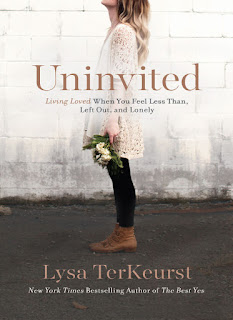 Uninvited: Living Loved When You Feel Less Than, Left Out, and Lonely - Lysa TerKeurst [kindle] [mobi]