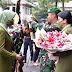 Kasad Jendral TNI Andika Sertijab Wakasad, Pangdam dan Kadislitbangad