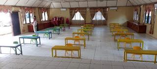Peduli Pendidikan, Polres Nias Sediakan Ruang Belajar dan Wifi Gratis Bagi Pelajar