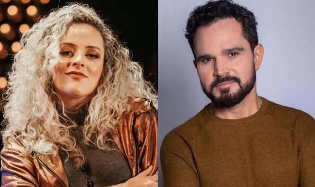 Gabi Sampaio participa do álbum gospel de Luciano Camargo