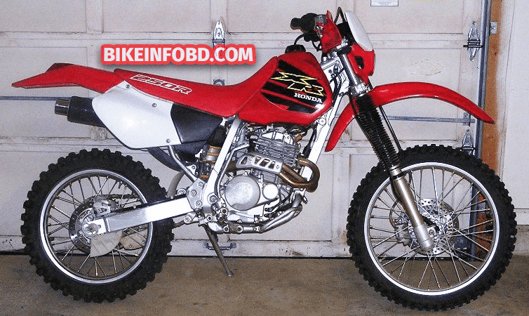 Honda XR250 (XR250R, XR Baja, XR250 Motard) Specifications, Review, Top Speed, Picture, Engine, Parts & History